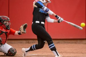 BYU softball's Rylee Jensen-McFarland was having a career year when season stopped. Will she and other seniors be back?