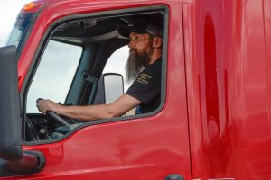 Coronavirus turns truckers into heroes