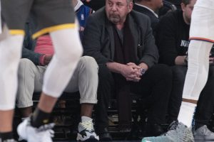 Knicks owner James Dolan has tested positive for the coronavirus