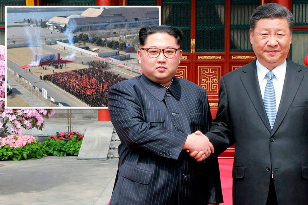 China 'sends medical team to North Korea to check on pal Kim Jong-un' amid disputed claims on dictator's health