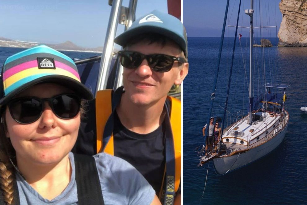 Couple who sailed from Canary Islands to Caribbean stunned to find how quickly coronavirus had spread when they arrived