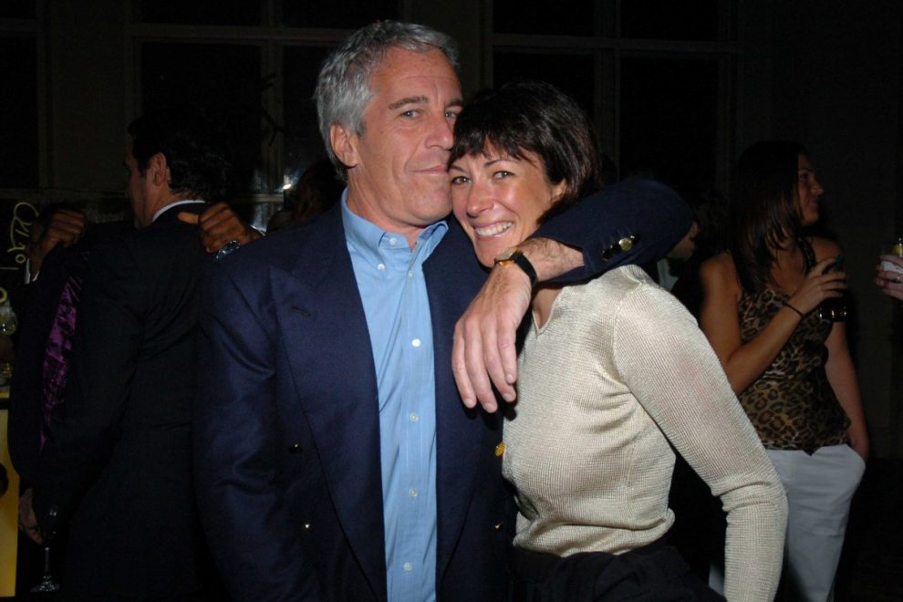 Ghislaine Maxwell is 'hiding out at a chateau in France' to avoid being questioned about paedophile Jeffrey Epstein