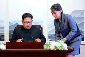 Kim Jong-un's sister 'fast becoming his alter ego' as she grows more powerful over fears for leader's health