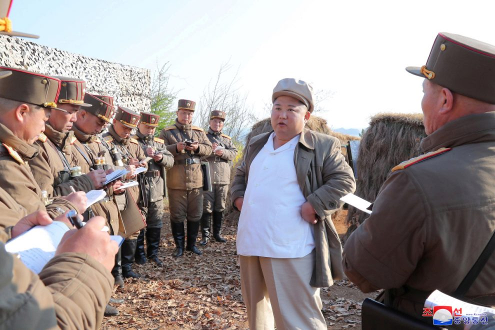 Kim Jong-un is alive but cannot stand up on his own or walk properly due to poor health, North Korean defector claims