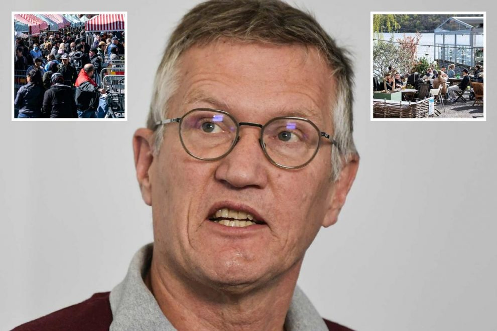 Sweden's top coronavirus expert admits major mistakes as deaths spiral but insists leaving pubs open was the right move