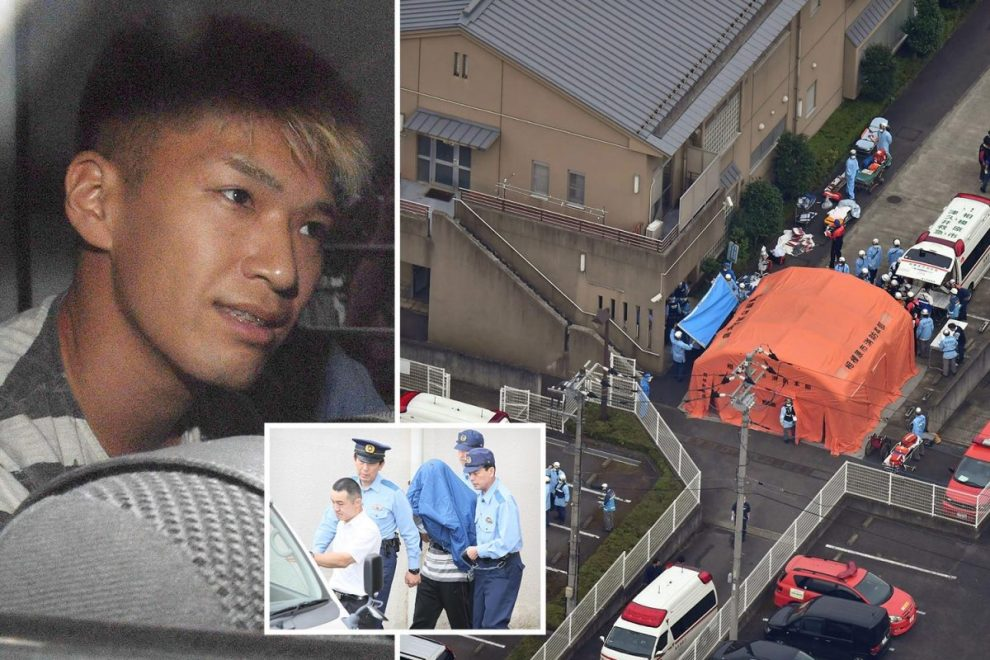 Chilling story of the evil care home worker who slit throats of 19 disabled patients