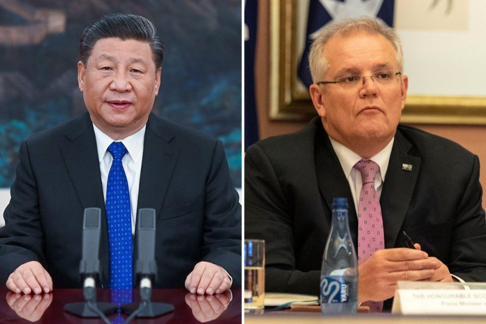 China sparks global trade war fears after hitting Australia with huge 80% tariff as punishment for demanding virus probe