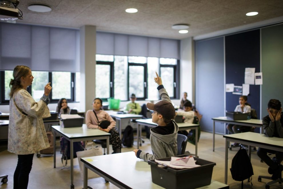 Denmark's coronavirus infection rate has jumped from 0.6 to 0.9 since schools and nurseries reopened