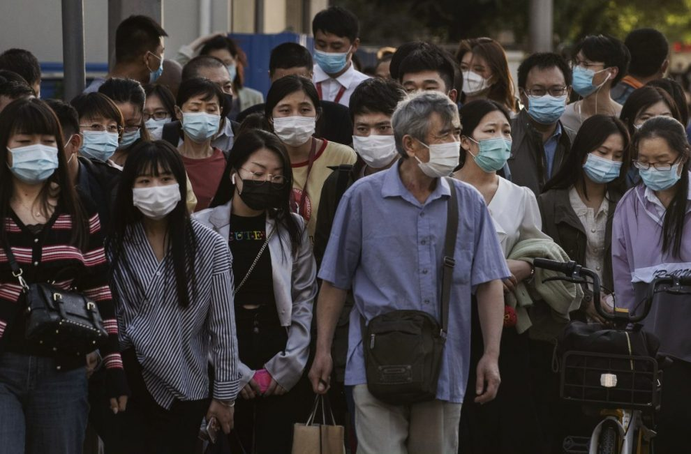 Fears new coronavirus outbreak in China is mutant strain as sufferers hit worse than ever in re-locked down cities