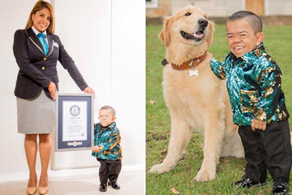Shortest living man regains Guinness World Record after last record holder dies