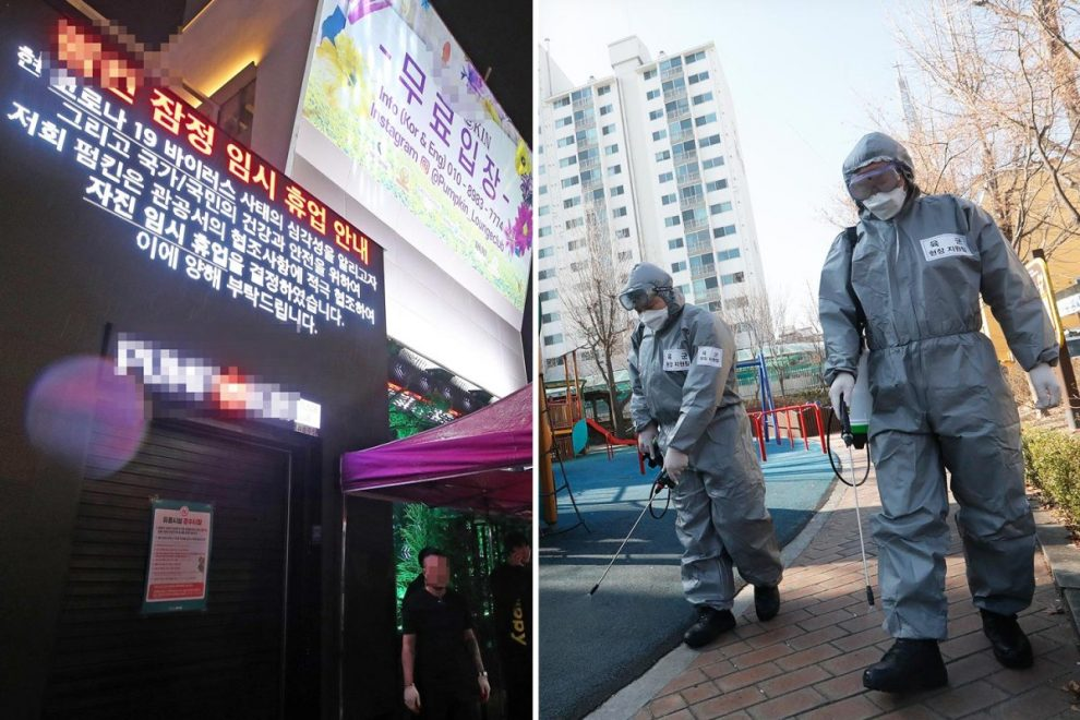 South Korea shuts 2,100 nightclubs and bars as coronavirus spike blamed on clubbers who went out after lockdown eased