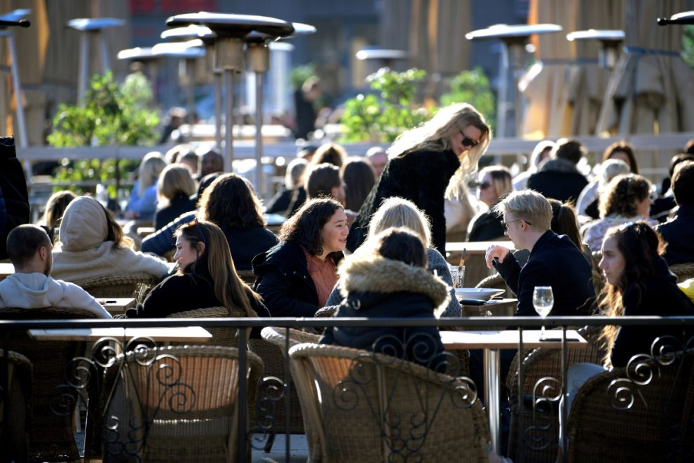 Sweden's coronavirus 'herd immunity' gamble backfires as study shows only one in 14 people in Stockholm have antibodies