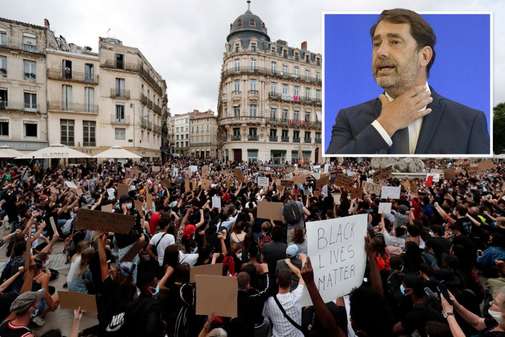 France bans police from using chokehold arrest technique after George Floyd protests sweep the world
