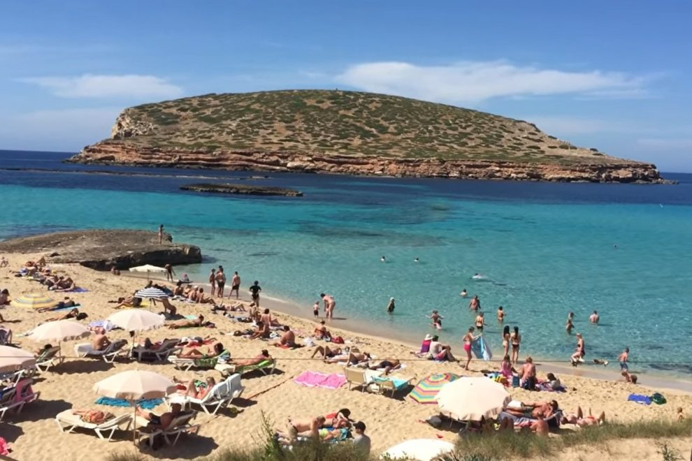 Ibiza beaches contaminated with high levels of poo just as tourists start to return after lockdown