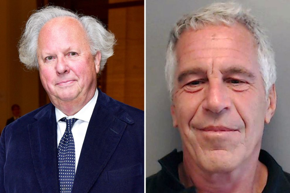 Jeffrey Epstein 'left decapitated cat's HEAD on Vanity Fair editor's porch to scare him into scrapping damaging story'