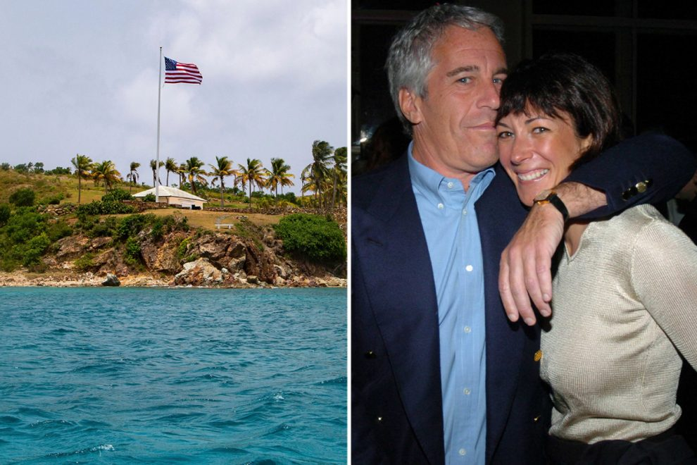 Jeffrey Epstein Filthy Rich viewers convinced Ghislaine Maxwell is hiding out on tycoon's notorious 'Paedo Island'