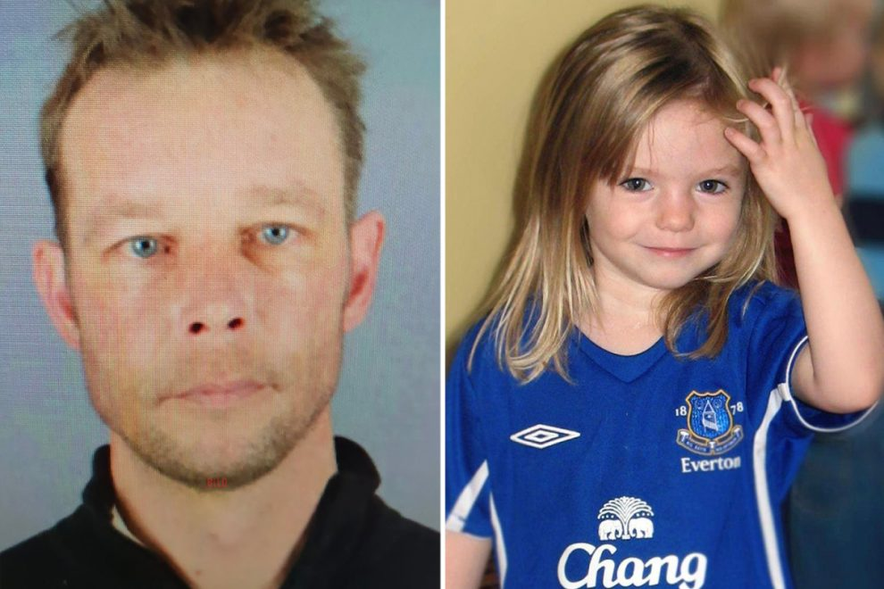 Madeleine McCann latest news: Suspect linked to four murders and said the 'child is dead and that's a good thing'