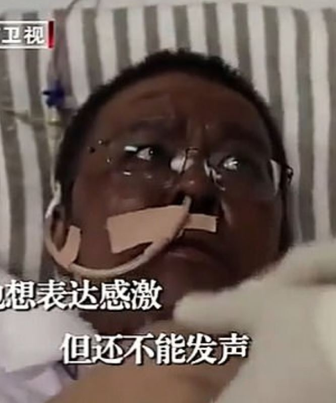 Wuhan doctor, 42, whose skin changed colour from coronavirus treatment dies after battling disease for five months