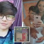 'Perfect mum' strangles son, 11, to death for playing too much on phone then releases chilling vid appeal to find him