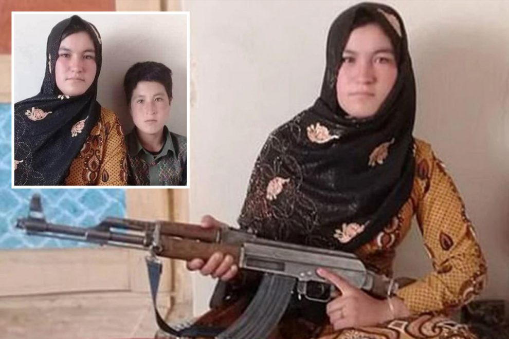 Afghan teen shoots dead two Taliban fighters with AK47 as revenge for murdering parents who were dragged from their home