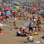 Andalucia & Costa del Sol report 22k incidents of bad behaviour by visitors after shutting 55 beaches over coronavirus