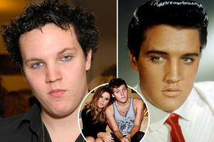 Elvis Presley's grandson Ben Keough had the same looks, same love of music – and just like The King he's gone too soon
