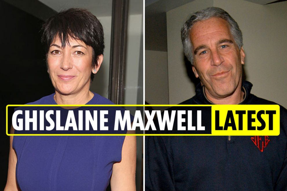 Ghislaine Maxwell latest news: Docs reveal Virginia Giuffre accused socialite of having sex with girls as young as 15