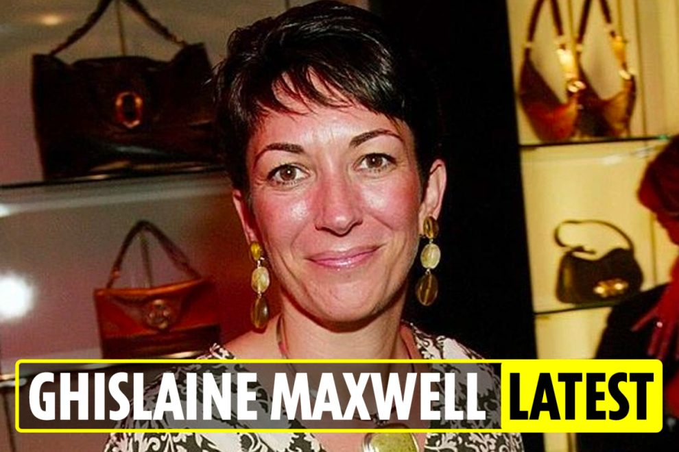 Ghislaine Maxwell latest news: Epstein's 'pimp' in court for bail hearing – LIVE updates