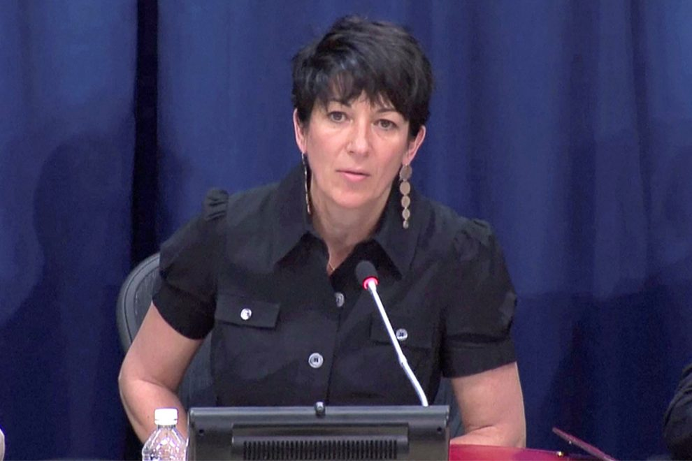 Ghislaine Maxwell news: Heiress is 'forced to wear paper clothes in prison' as lawyers say she should be granted bail