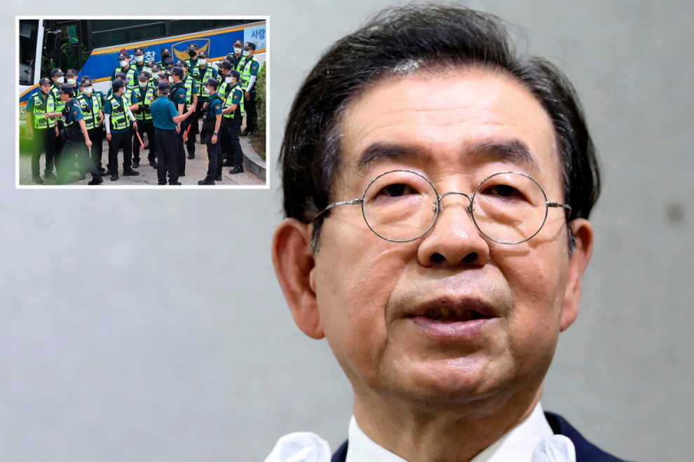 Mystery as Seoul mayor vanishes days after planning coronavirus summit with North Korea