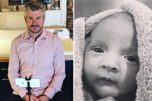 Sports Centre with Jay and Dan star Dan O'Toole says newborn baby daughter Oakland has been abducted