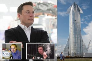 How SpaceX's Elon Musk went from school geek to playboy as billionaire's string of blunders dent his 'superhero' persona