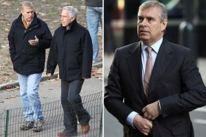 Jeffrey Epstein admitted 'he needed to have something on Prince Andrew' when quizzed about their friendship