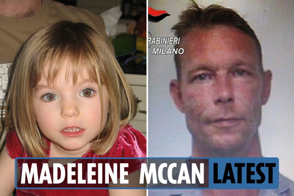 Madeleine McCann latest news: Christian B 'hopes of early release may be dashed'