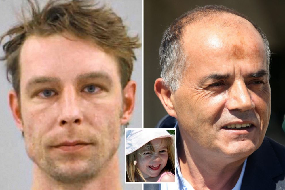 Madeleine McCann suspect Christian B 'hopes shamed cop Goncalo Amaral will CLEAR him' as lawyer reveals 'breakthrough'