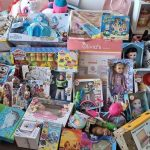 Mum slammed over 'ridiculous' Xmas gift haul for 'spoilt' daughter, 2, & says there are £800 worth of toys still to come