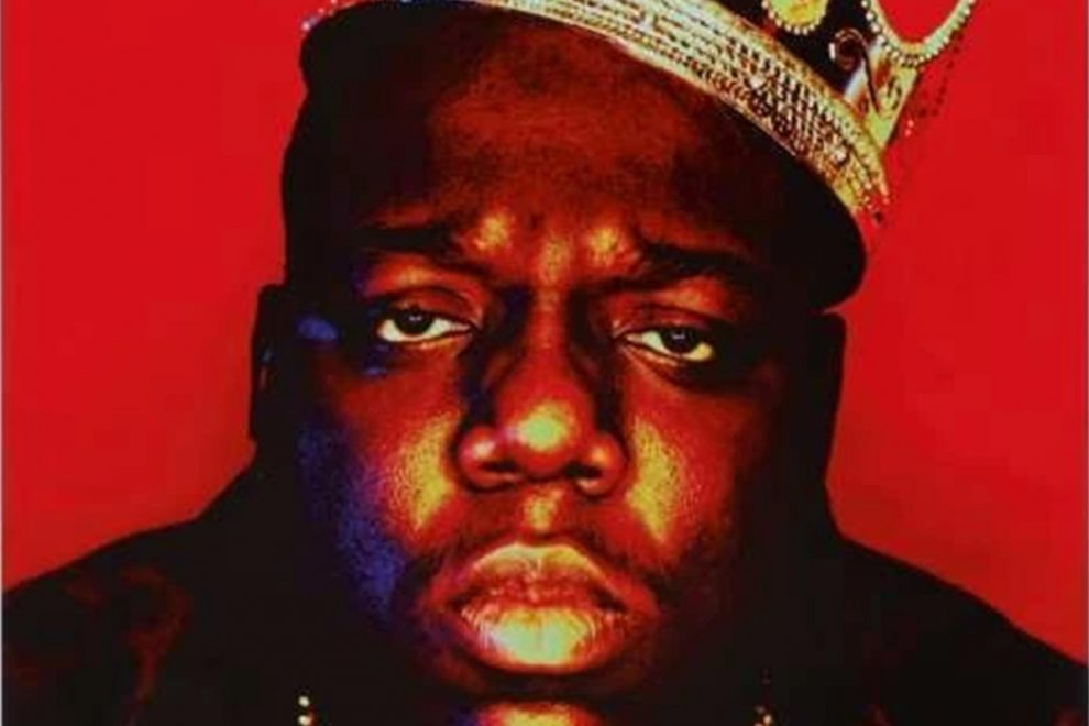 Notorious B.I.G's famous plastic crown sells for staggering £459,000 at hip-hop auction