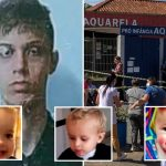 Machete monster, 18, who butchered three babies and two nursery staff is 'bullied loner who tortures animals'