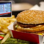 McDonald's worker stunned by £1,800 order with 780 chicken nuggets & 304 burgers sending kitchen into chaos
